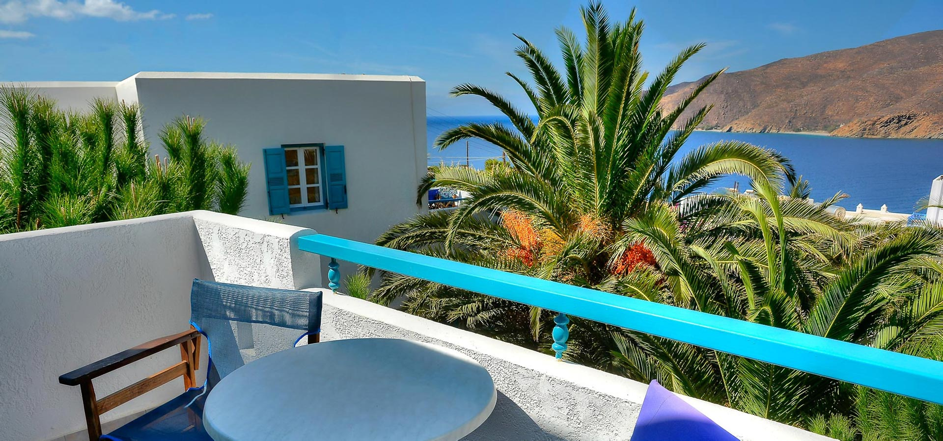 Gryspos Apartments Amorgos – The Veranda